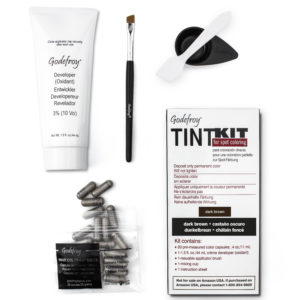 Godefroy Professional Tint Kit – Dark Brown