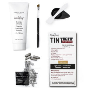 Godefroy Professional Tint Kit – Light Brown