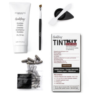 Godefroy Professional Tint Kit – Medium Brown
